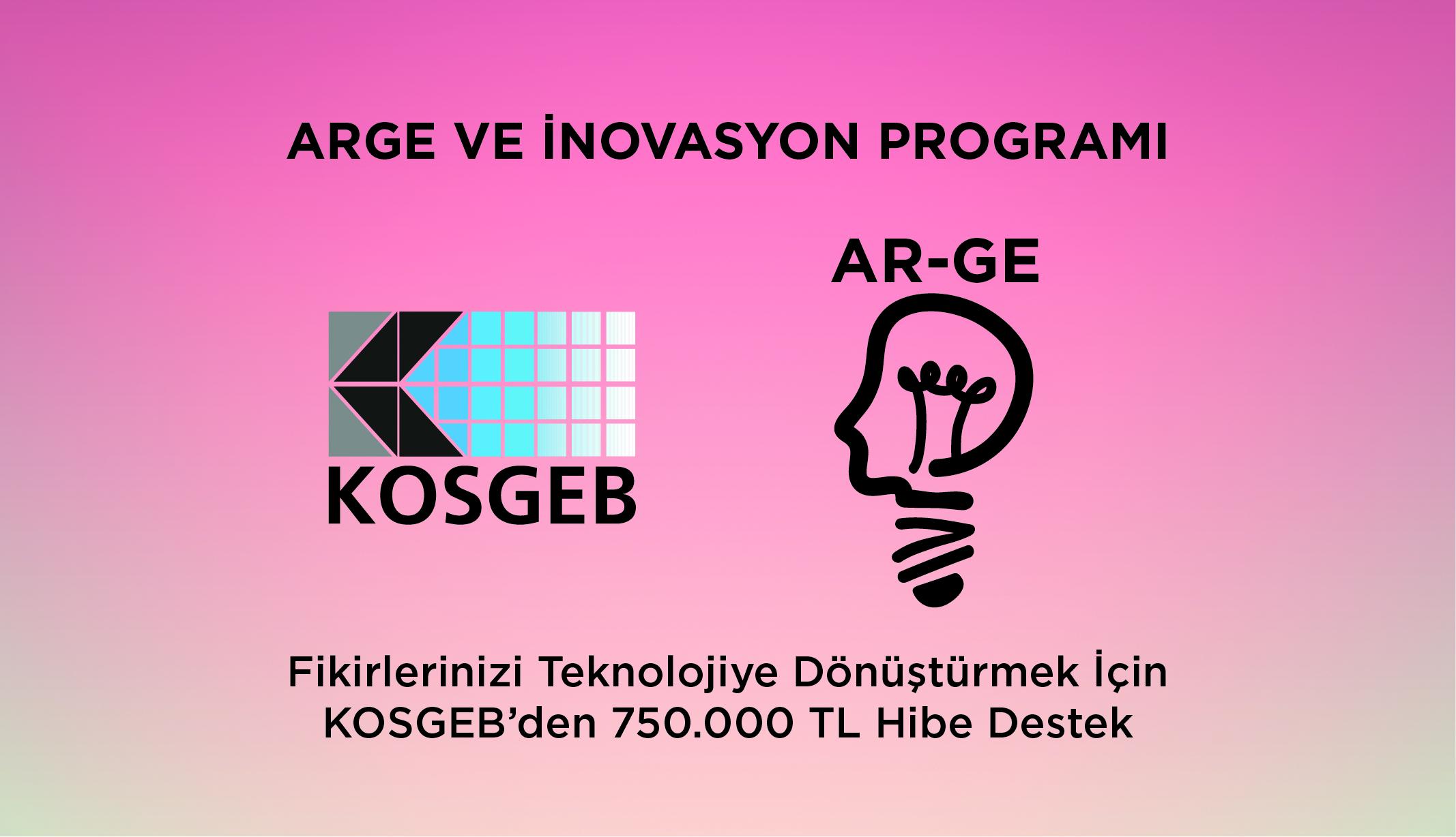 AR-GE ve İnovasyon Destek Programı